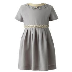 Diamond Trim Dress - By Rachel Riley