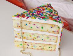 Cake purse!
