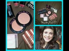 W7 Makeup Review - Chapter 1 | By MissAmyRach - YouTube