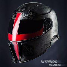 Badass Motorcycle Helmets.