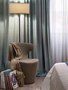 Квартира в скандинавском стиле для семьи в Киеве (80 кв. м) | Скандинавский интерьер квартиры фото