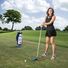 LPGA Golfer Lexi Thomson Proves Golf Isn't a Guy's Game - Shape Magazine