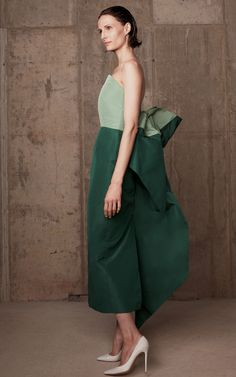 Rosie Assoulin Resort 2014 Trunkshow Look 23 on Moda Operandi