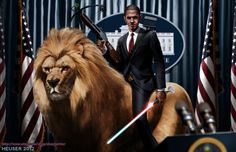 obama_riding_a_lion_by_sharpwriter