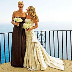 The Love Story - Celebrity Wedding: Beverley Mitchell & Michael ...
