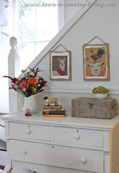 How to Create Wall Art from Paper Bags