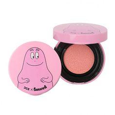 [3 Concept Eyes] 3CE BARBAPAPA Blush Cushion #Pink