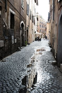 travelingcolors: Trastevere, Roma | Italia (por .natasha.)