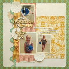 A Project by Dani_T from our Scrapbooking Gallery originally submitted 08/29/11 at 09:14 AM