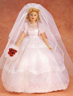 Kitty Collier, Bridal Bliss, Robert Tonner 2000