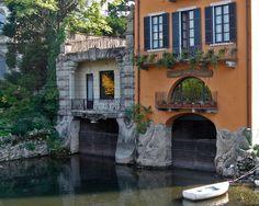 Ristorante on Lago di Como