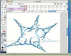 Cartoon Solutions :: Video Tutorials :: Video Tutorials: Animation :: Animating an Explosion Video Tutorial