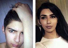 Usai Pulang Liburan, Remaja Pria Berubah Jadi Gadis Cantik