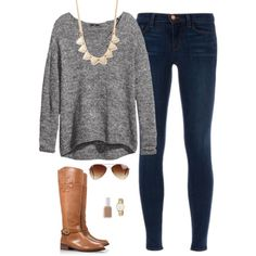"""school life"" by northern-prep on Polyvore"