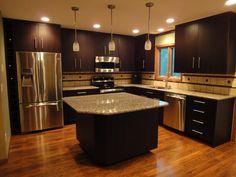 Modern Kitchen Cabinets | Kitchen, Contemporary Kitchen Cabinets Masaruru 002: Contemporary ...