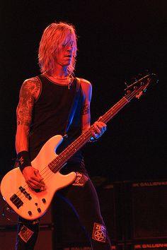 Duff McKagan -Guns n Roses / Velvet Revolver