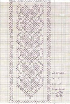 Crochet Quilt, Crochet Cross, Crochet Tablecloth, Thread Crochet, Crochet Doilies, Crochet Stitches, Crochet Bookmark Pattern, Crochet Square Patterns, Crochet Bookmarks