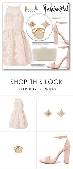 """Presh Shop 2/I"" by amra-mak ❤ liked on Polyvore featuring Lipsy, Steve Madden, L'Afshar and preshshop"
