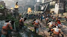 For Honor #PS4 #XboxOne #PC