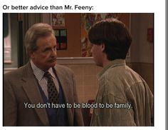 You'll never hear any better advice………
