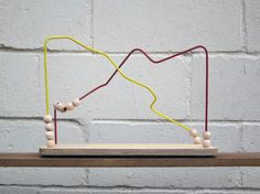 DataCoaster: Data-Driven Toys | List of Physical Visualizations