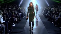 Alexandre Vauthier | Haute Couture Spring Summer 2015 Full Show | Exclusive - YouTube