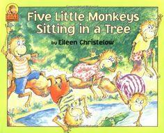Five little monkey's