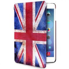 Puro Slim Case Zeta UK Flag voor Apple iPad Air