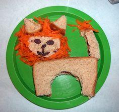 Lion     #foods #healthy #kids