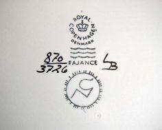 Royal Copenhagen stamp