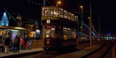 Travel back in time and experience a Blackpool Heritage Tram. Running daily throughout the summer. Spring Bank Holiday, August Bank Holiday, October Half Term Holidays, Retro Bus, Tour Tickets, Ghost Tour, Tourist Information, Blackpool, Art Deco Era