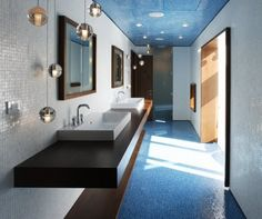 Contemporary Bathroom Pendant Lighting scott saperstein (scottsaperstein) on pinterest