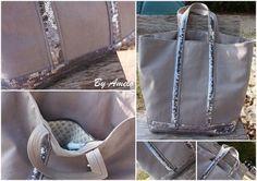 Montage sac à paillettes Myriam