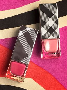 Limited Edition Burberry 2015 Nail Shades