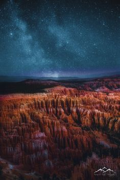 """The Hoodoos - Bryce Canyon National Park """