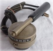 Handmikrofon S.M.325 BS History