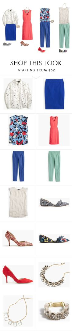 """""""Ideas"""" by jsodders ❤ liked on Polyvore featuring J.Crew, women's clothing, women, female, woman, misses and juniors"""