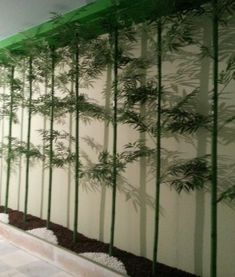 """Article List of the """"Jeju Florist Category: Florists Jeju Indoor Bamboo, Giant Bamboo, Beautiful Wall, Garden Paths, Evergreen, Bonsai, Homesteading, Perennials, Stairs"""