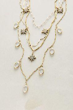 Atria Layered Necklace - anthropologie.com
