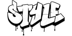How To Draw Graffiti Style Letters For Beginners Interesting Advices How To Draw Grafitti Graffiti Designs, Easy Graffiti Drawings, Graffiti Font Style, Graffiti Letters Styles, Graffiti Names, Graffiti Doodles, Graffiti Quotes, Graffiti Pictures, Graffiti Characters