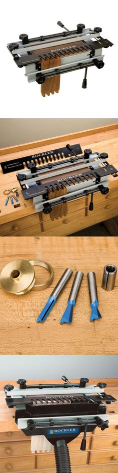Jigs and Templates 179686: Rockler Complete Dovetail Jig -> BUY IT NOW ONLY: $164.99 on eBay!