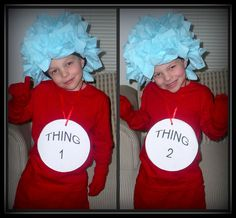 who matters?: ~thing 1 and thing 2~