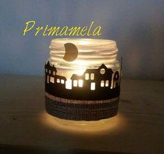 Riciclo vasetto di vetro https://www.facebook.com/primamelas/