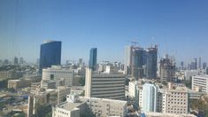 Planning and Designing Offices In Company - Entrepreneurship and Real Estate Improvement Electra City Towers Tel Aviv Tel Aviv, Towers, Entrepreneurship, San Francisco Skyline, Offices, Real Estate, How To Plan, City, Travel