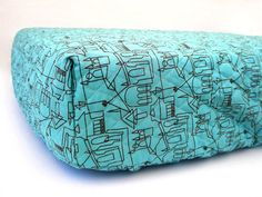 #AuntBucky new #Quilted Reversible #CribBedding #Baby #Nursery #Etsy www.auntbucky.com