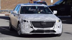 %TITTLE% -                            The updated luxury sedan will likely make its debut at the 2018 Detroit Auto Show.                         Cadillac's lineup is evolving. The luxury automaker is planning a number of big changes in the next few years, including a three-row crossover slotted between the... - https://carpicture.info/2019-cadillac-ct6-prototype-shows-off-escala-inspired-design-cues.html
