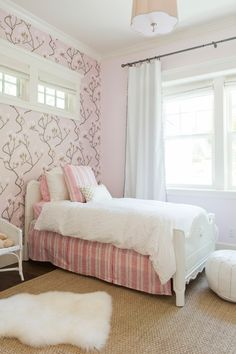 Teen Girl Bedrooms post plan A special and alluring compilation on teen room decor information For added styling iTe… – Preteen Pink Bedroom For Girls, Pink Bedrooms, Teenage Girl Bedrooms, Little Girl Rooms, Teen Bedroom, Pink Wallpaper For Girl, Pink Wallpaper Bedroom, Teen Room Decor, Room Decor Bedroom