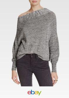 38b2601261a91b NWT 108 Free People Alana Pullover Sweater