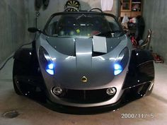 2000 LOTUS 340 R (340 built; and, based on the Series 1 Elise) - 177 bhp (192bhp w/ Track Pack option) and a power-to-weight ratio close to that of the Ferrari 370 Modena
