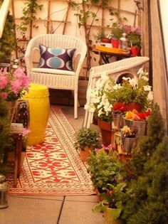 10 Magnificent Gardens You can Have on Your Balcony